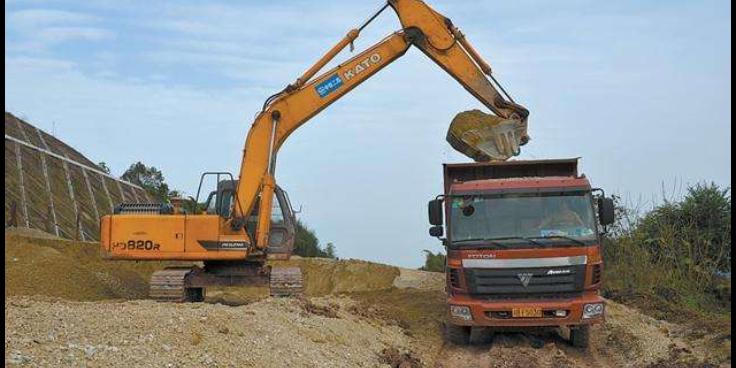 普陀区渣土工程土石方挖运资质齐全 有口皆碑 上海超灿环保科技供应