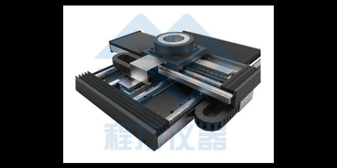 精密电控滑台 服务为先 上海程方光学仪器供应