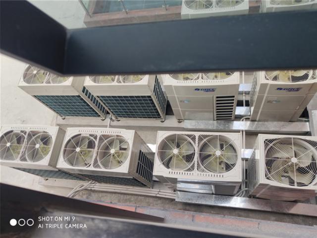大沥大型中央空调安装诚信服务