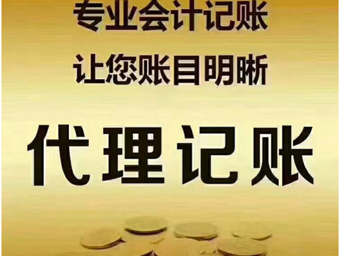 番禺区专业记账代理 欢迎咨询 诚为信供应