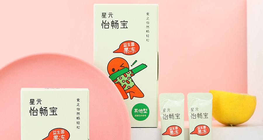 广东护理肠道选益生菌果冻价格是多少「 武汉市憧憬星元供应」