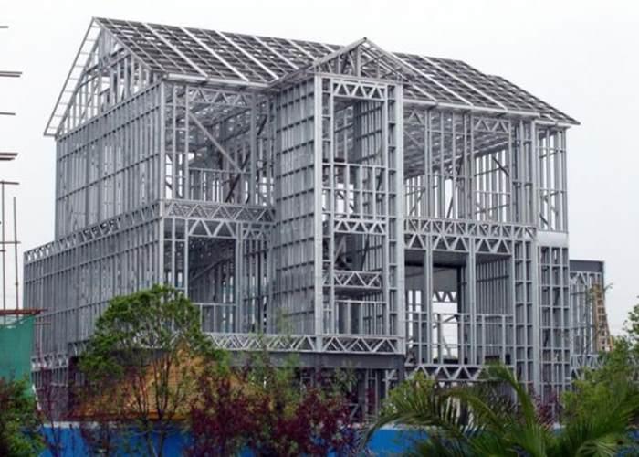 昆明隔音轻钢别墅安装公司 客户至上 云南创菲特轻钢别墅厂家供应