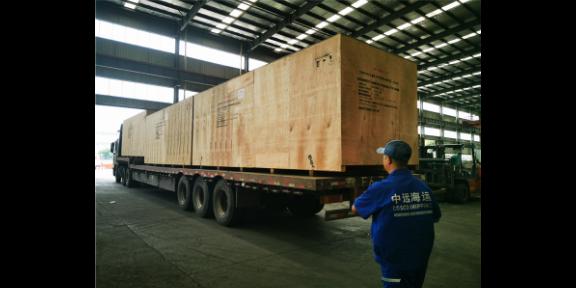 扬州整车运输多少价格 楚基重大件物流供应
