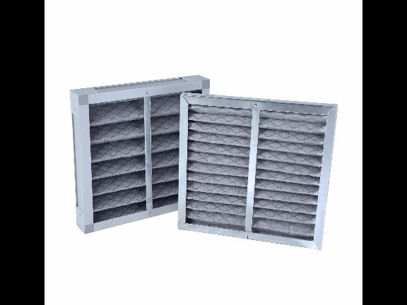 安康空调箱中效滤网 生产厂家 重庆新佳合净化科技供应