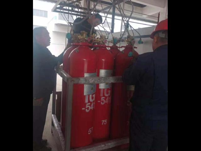 江蘇CO2鋼瓶檢測「常州大成工業氣體供應」