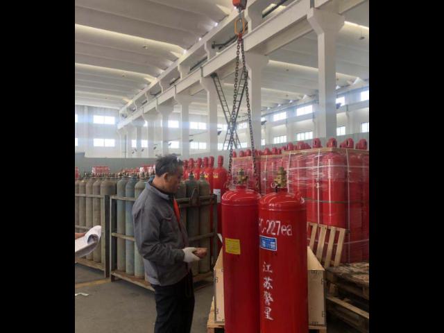 湖州钢瓶检测中心 常州大成工业气体供应