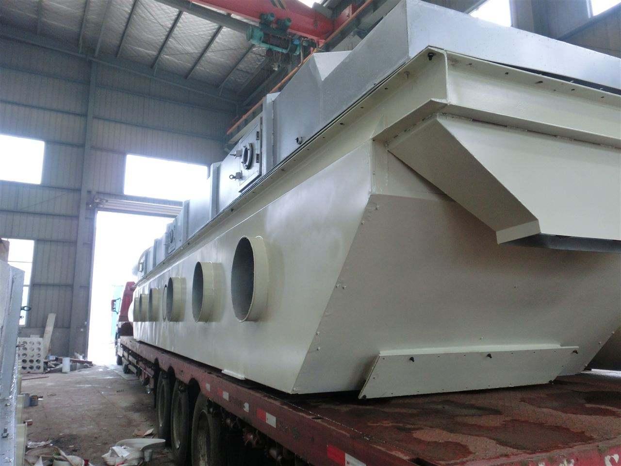 江西内加热式流化床干燥机结构 欢迎来电 常州耀飞干燥设备供应