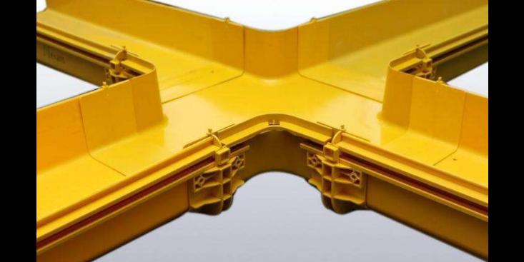 许昌ABS光纤槽道厂家直销 郑州欧佳桥架厂供应