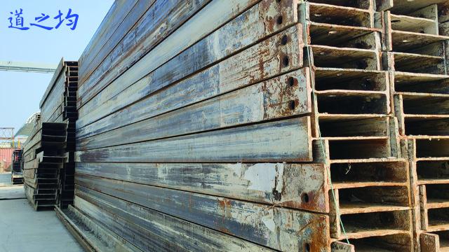 芜湖SMW工法桩H型钢出租 欢迎来电 上海道之均基础建设供应