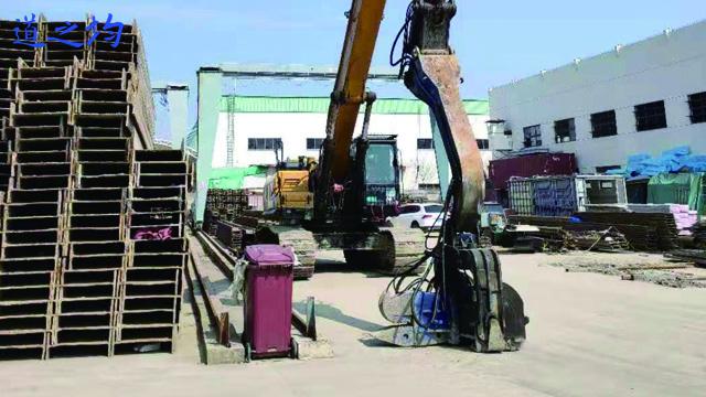 常熟三軸攪拌樁H型鋼出租型號規格 客戶至上 上海道之均基礎建設供應