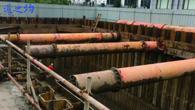 閔行區H型鋼基坑圍護墻,基坑圍護