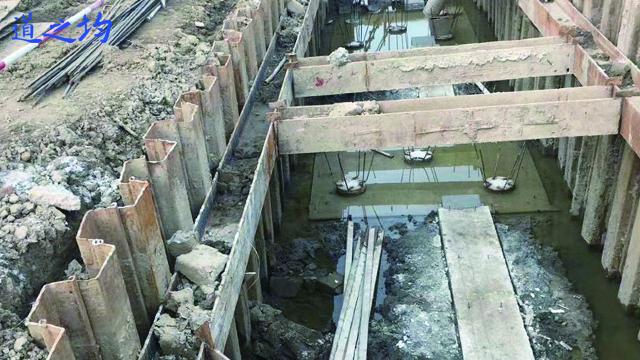 安徽工地基坑圍護公司 歡迎來電 上海道之均基礎建設供應