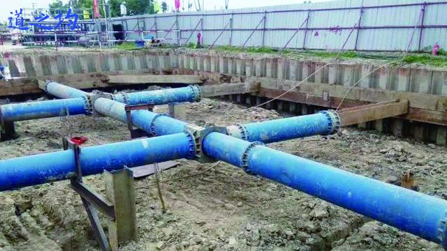 閔行區橋梁基坑圍護墻 誠信互利 上海道之均基礎建設供應