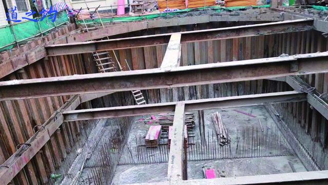 合肥淺基坑圍護公司 歡迎來電 上海道之均基礎建設供應