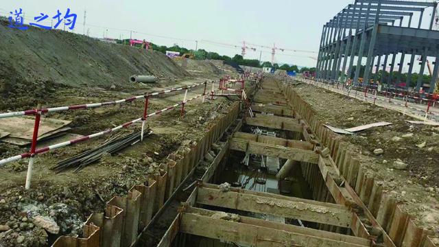 馬鞍山深基坑圍護墻 客戶至上 上海道之均基礎建設供應