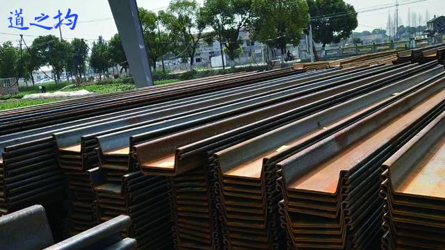 嘉兴12米拉森钢板桩施工价格