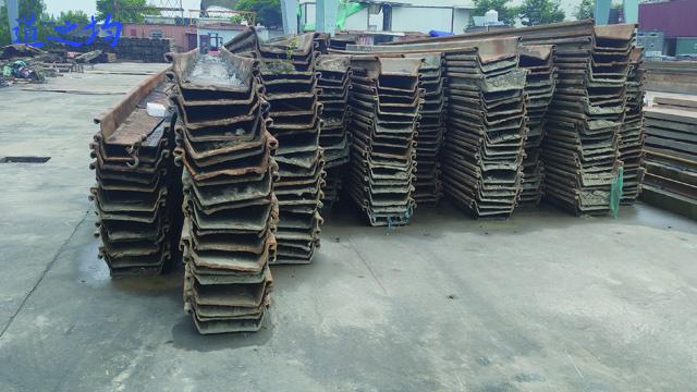 松江区15米拉森钢板桩施工价格