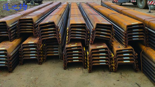 嘉定区双排拉森钢板桩施工方案