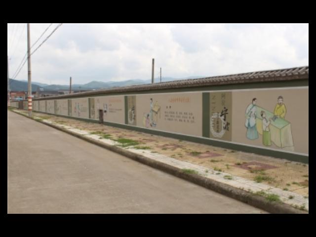 温州学校文化墙设计哪家好,文化墙