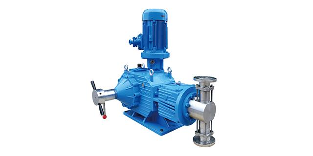 广东高端液压隔膜式计量泵厂家,液压隔膜式计量泵