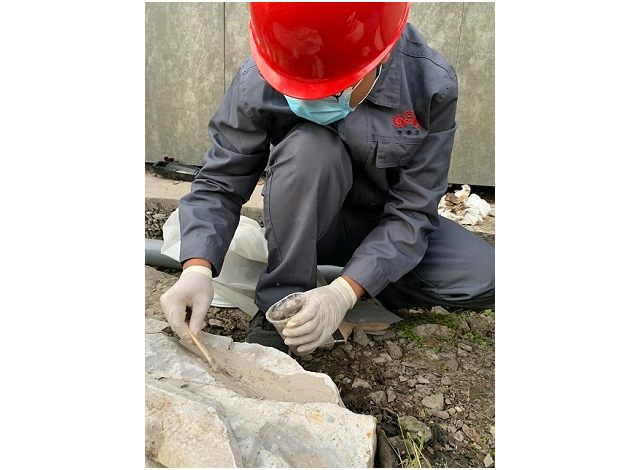 广州标准修复砖粉批发,建筑勘察修复