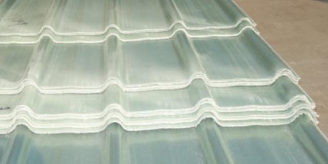 威海FPR采光板厂家直销 临沂德尚建材供应