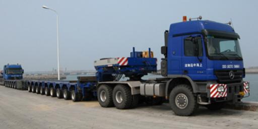 苏州特种运输  东莞市安的物流供应