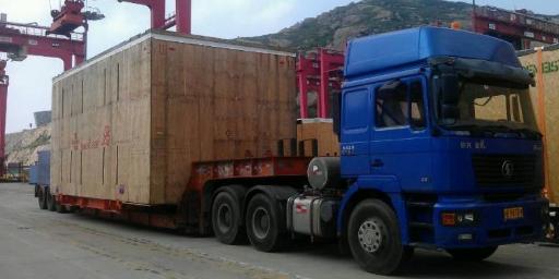 武汉大件物流运输公司  东莞市安的物流供应