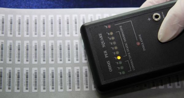 开平耐高温标签条码材料