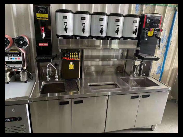 青浦区奶茶需要什么,二手奶茶设备