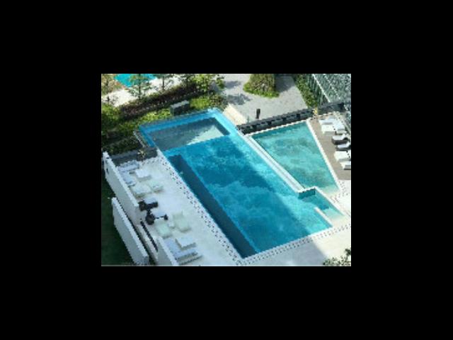 深圳無邊際亞克力泳池哪家好 服務為先 江蘇湯臣新材料供應