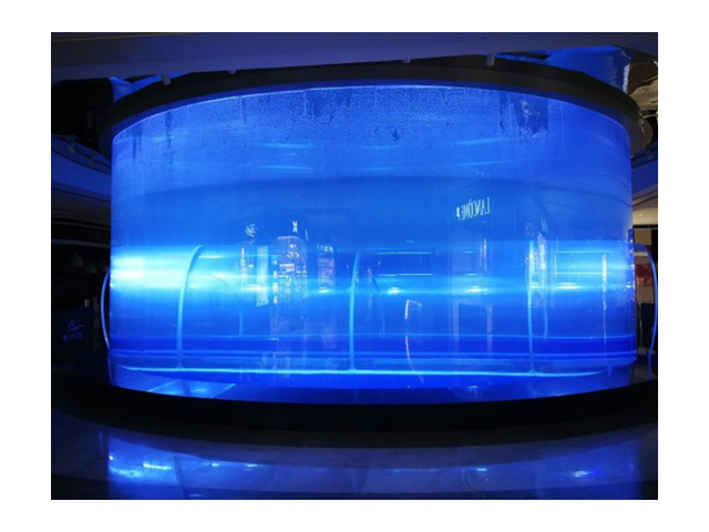 无锡小型有机玻璃鱼缸多少钱 信息推荐「江苏汤臣新材料供应」