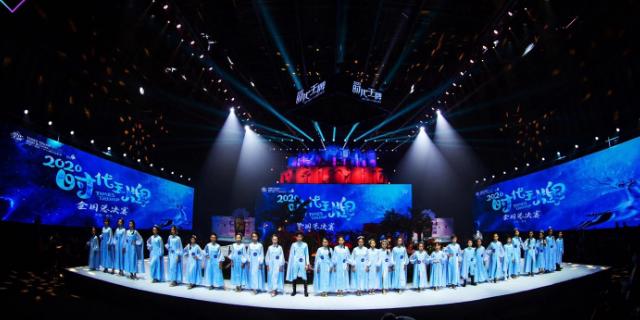 青島市南區模特學校 歡迎咨詢「東方元素童模形體禮儀表演供應」