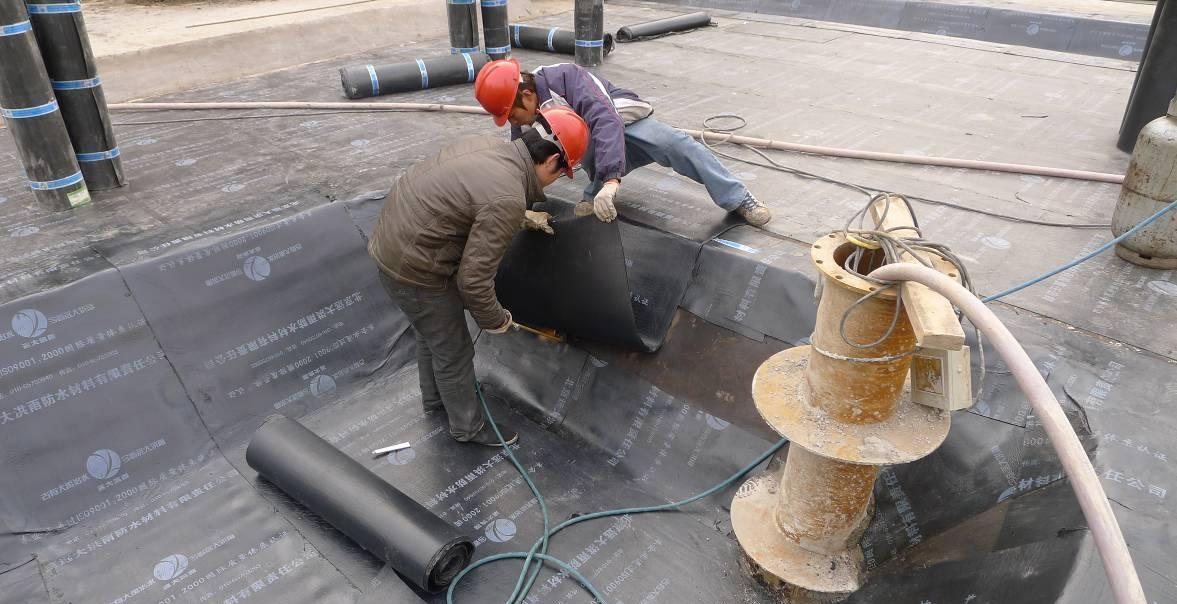 杨浦区口碑好的建筑防水工程施工价格优惠