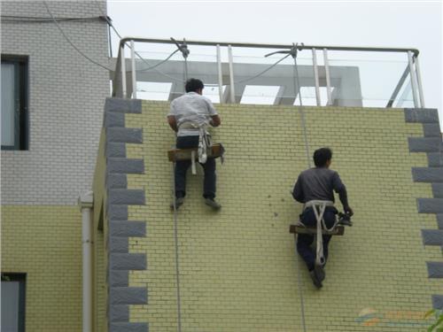 廈門辦公樓高空清洗服務熱線,高空