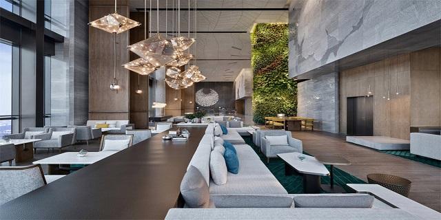 福建新中式酒店设计服务公司 上海觉观空间设计供应