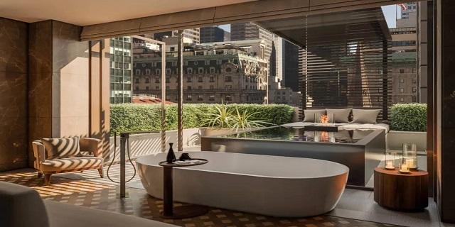 山东定制酒店设计哪里好 上海觉观空间设计供应