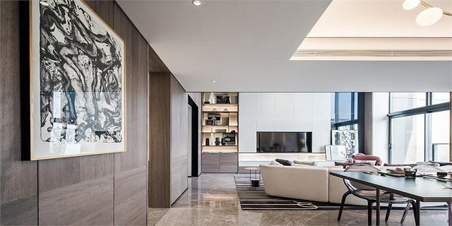 安徽海滨豪宅设计来电咨询 上海觉观空间设计供应