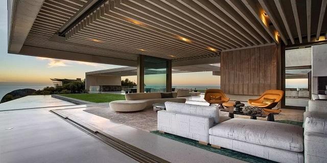 河北海滨豪宅设计认真负责 上海觉观空间设计供应