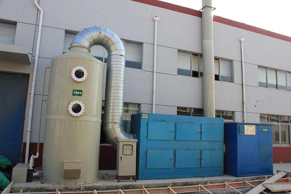 标准PP喷淋塔 净化塔 专业废气处理团队 质量保证 科技成熟