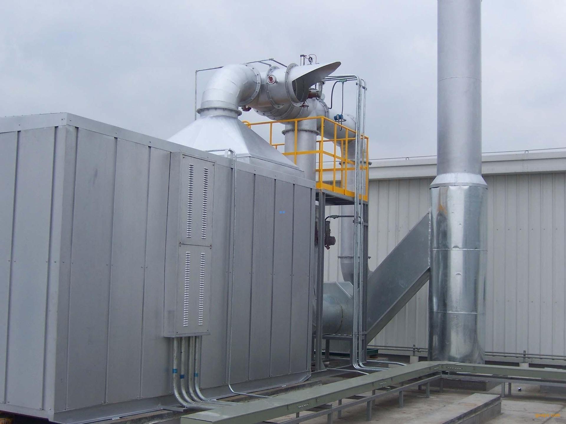 厂家供应催化燃烧设备  专业除臭设备供应 期待来电 合作共赢