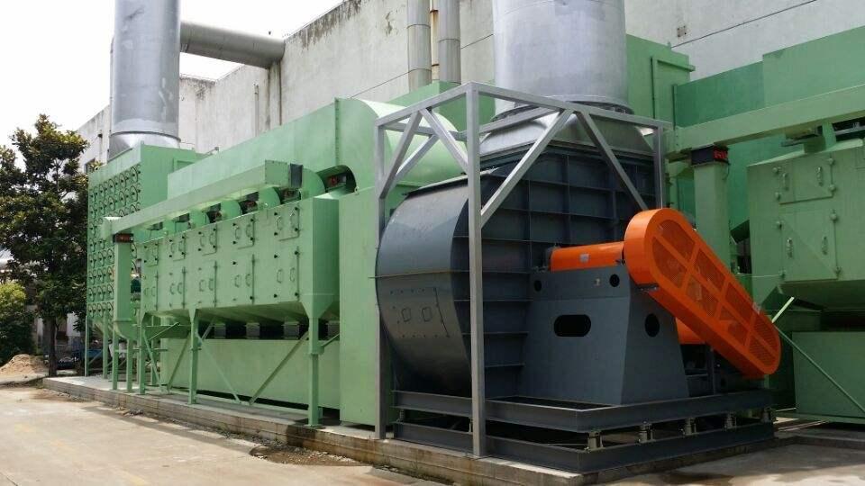 供应新型催化燃烧设备 厂家现货供应 欢迎来电选购