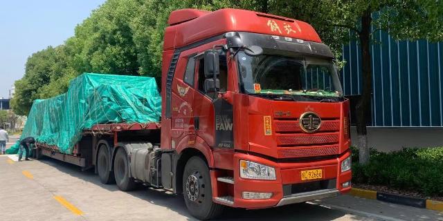 上海到云南特種設備運輸報價 貼心服務 展格物流供應