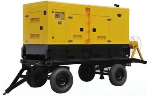無錫質量好的自起動柴油發電機組 貼心服務 上海鼎新電氣供應