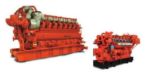 西安进口船用发电机组