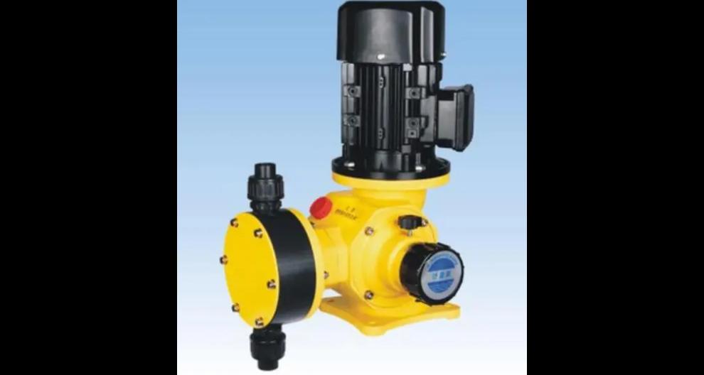 合肥柱塞式液體計量泵 歡迎咨詢「上海凡菩機械設備供應」