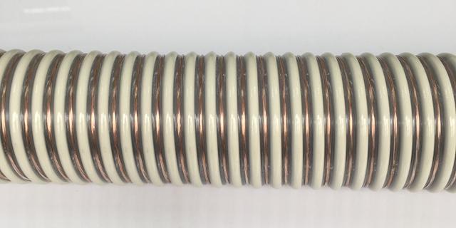 天津螺旋鋼絲加強通風吸塵軟管接頭「富佰德供」