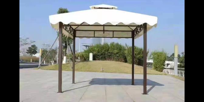 昆明花鸟凉亭生产厂家地址「云南昆明飞宏伞篷厂家供应」