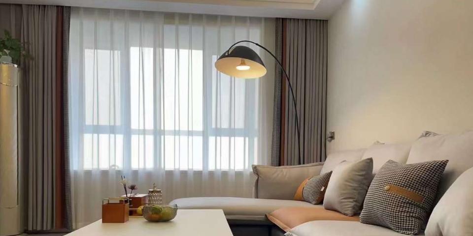潮州设计窗帘方案设计「仟彩供」
