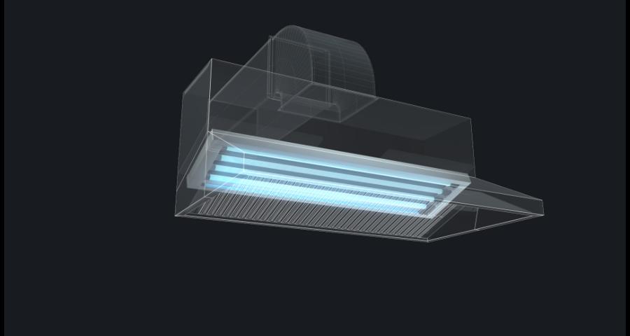 光量子油烟净化器一台多少钱 来电咨询 夫恩特电器供应
